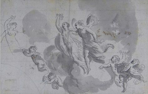 [Angels and Cherubs] | Sanders of Oxford