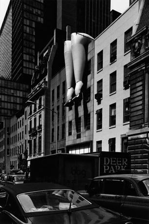 NYC - Photo by Elliott Erwitt (1978)