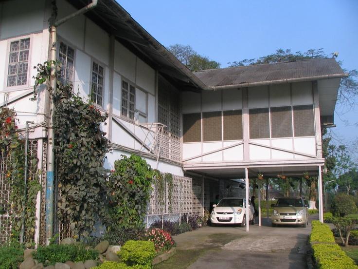 Kehung Tea Estate burra bungalow. Photo courtesy Devi ...