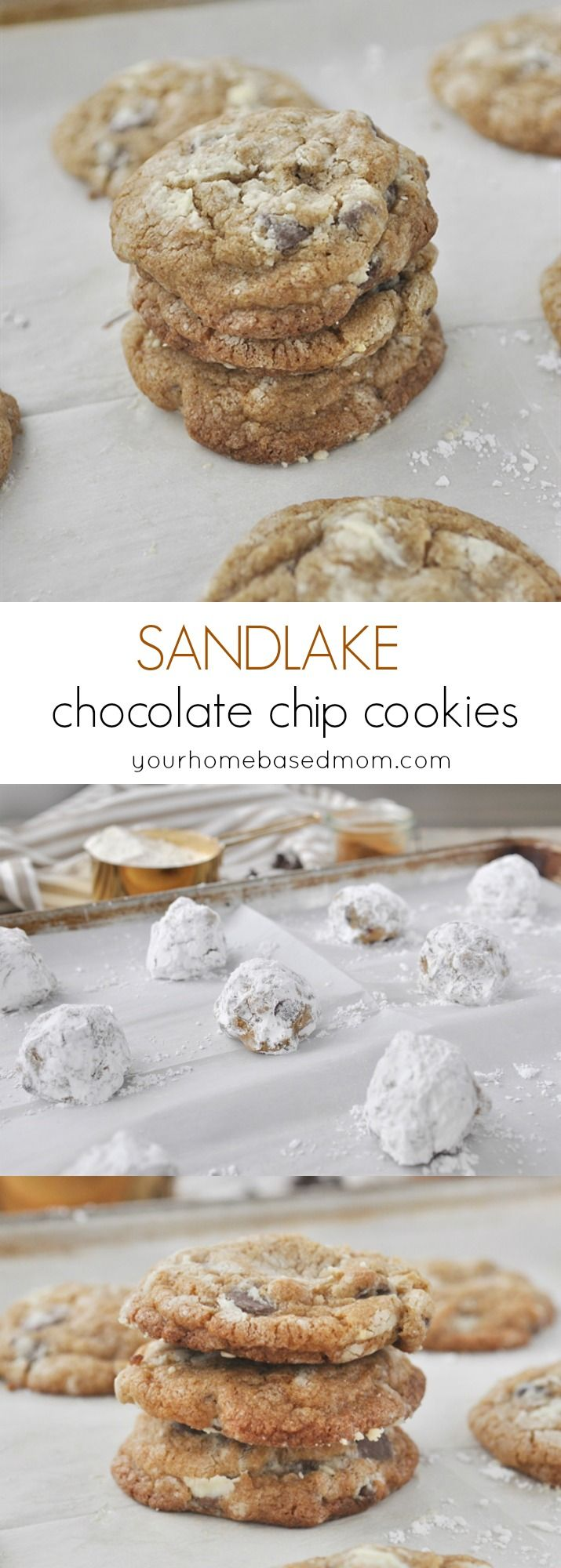 Sandlake Chocolate Chip Cookies Recipe - These Cookies are from a favorite bed & breakfast near the Oregon Coast. All their guests are greeted with this delicious treat!