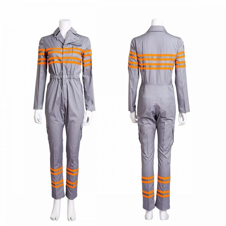 GhostbustersUniform Cosplay Costume could be customized. #JoyFay #Cosplay #Ghostbusters