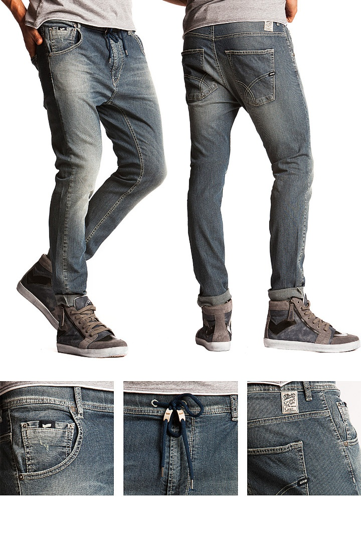 17 Casual Fashion Ideas This Fall: Denim Fitting Guide / Man Images On
