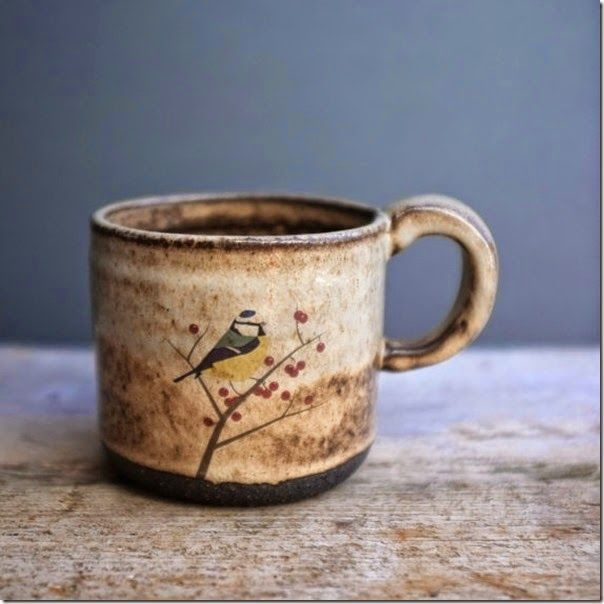 Featuring Julia Smith Ceramics on My Paisley World! Love her pottery! http://mypaisleyworld.blogspot.com/