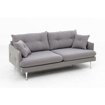Adele 2-sits soffa - Valfri möbelklädsel!