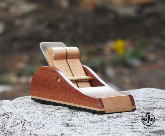 Wooden Planer Woodwoorking ToolsLuthier 125 cm  by SpecialWoodwork