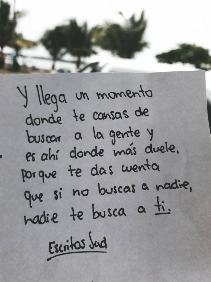 Así pasa aveces
