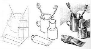 Resultado de imagen de dibujar objetos