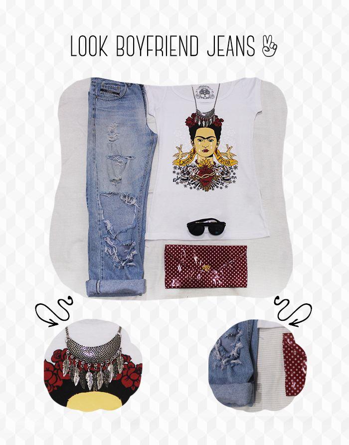 look boyfriend jeans, look endossa