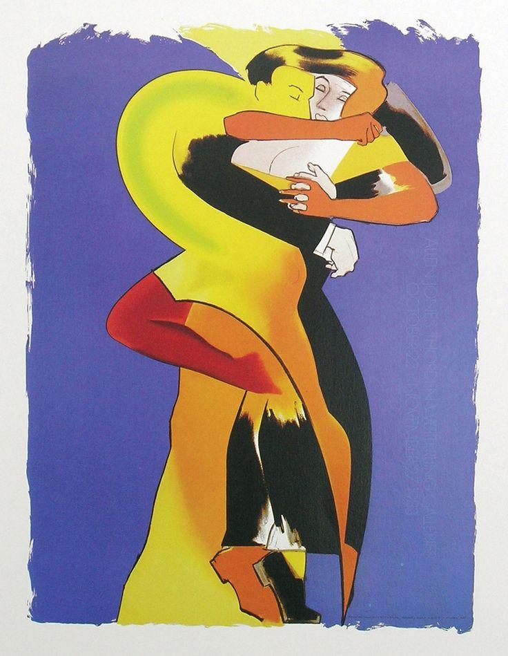 Paso Doble, Allen Jones, 1983