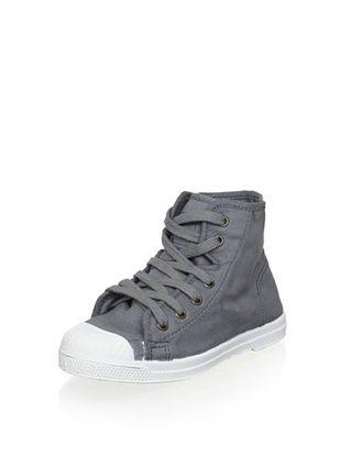 45% OFF Natural World Kid's Bota Sport Sneaker (Gris)