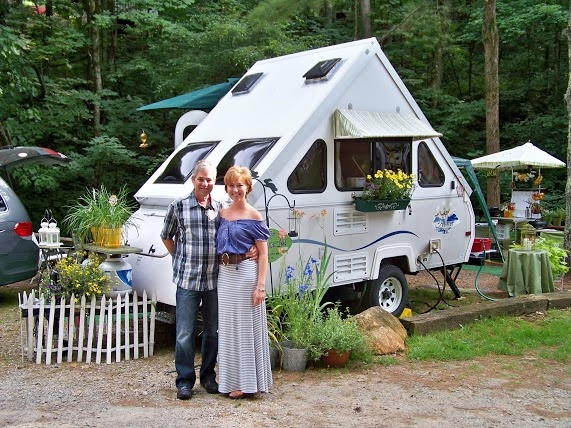 25 Best Ideas About Aliner Campers On Pinterest Camping
