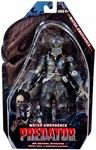 $14.99 Name: Water Emergence Predator Manufacturer: NECA Toys Series: Predator Release Date: June 2013 For ages: 4 and up UPC: 634482514863 Details (Description): Water Emergence Predator is partially translucent and has incredible lightning effect details and features the additional ball-jointed hip and double knee articulation, over 25 points of articulation, extendable wrist blades, and removable backpack.