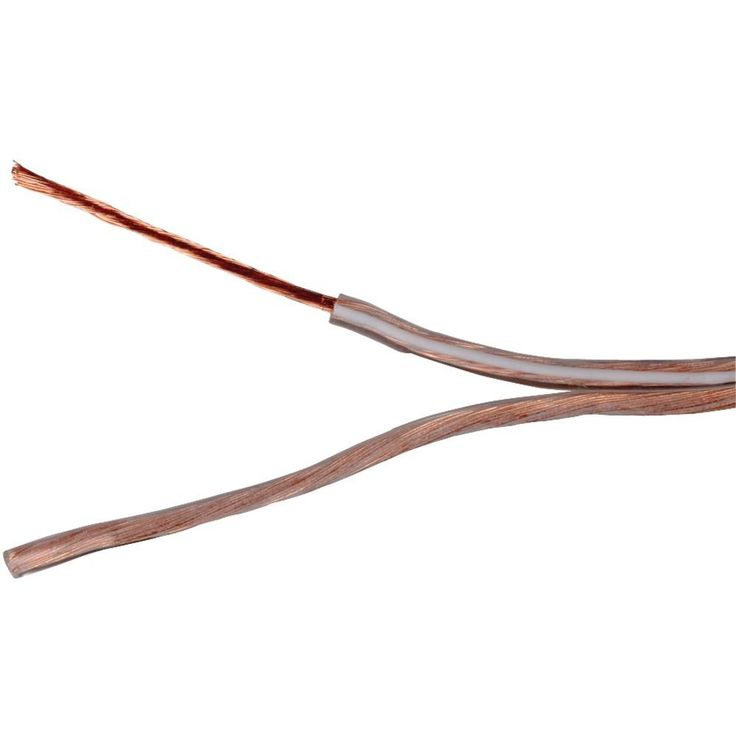 Rca 18-gauge Speaker Wire (50ft)