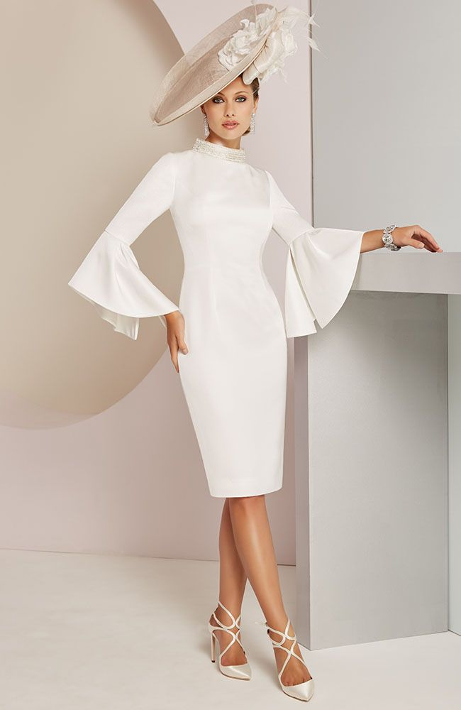 68f5e57cea5 Veni Infantino 991429 Ivory Mother of Bride Outfit - Sale price £557