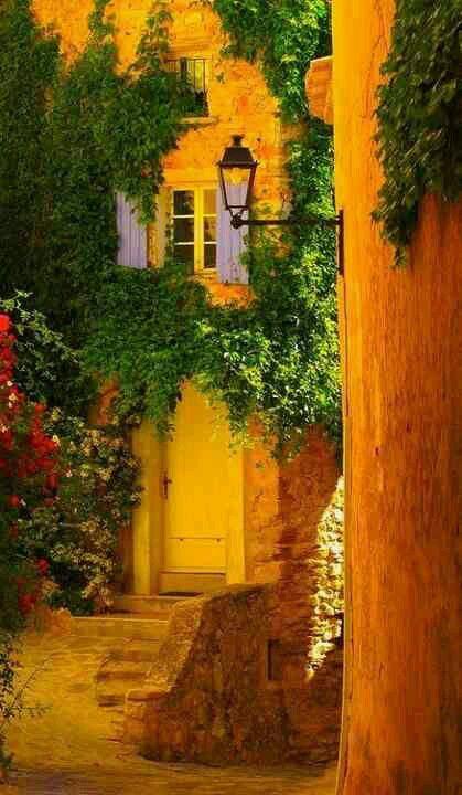 Tout le charme de la Provence