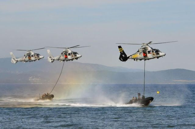"French Navy Creates a Seventh ""Commando Marine"" / Special Forces Unit Named ""Ponchardier"""