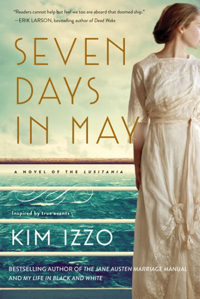 Seven Days In May is this week's 50 Book Pledge featured read! Add it to your TBR shelf! http://50bookpledge.ca