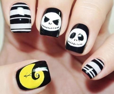 33 best 3d nail art images on pinterest 3d nails art japanese buy quality nail tips directly from china nail false suppliers fake nails false ongles full nails tips halloween skeleton skull nail art decoration diy solutioingenieria Choice Image