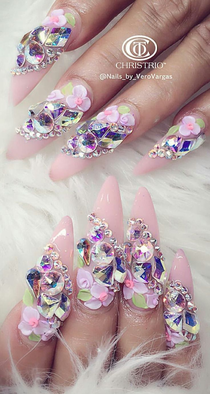 cosmetics nail art