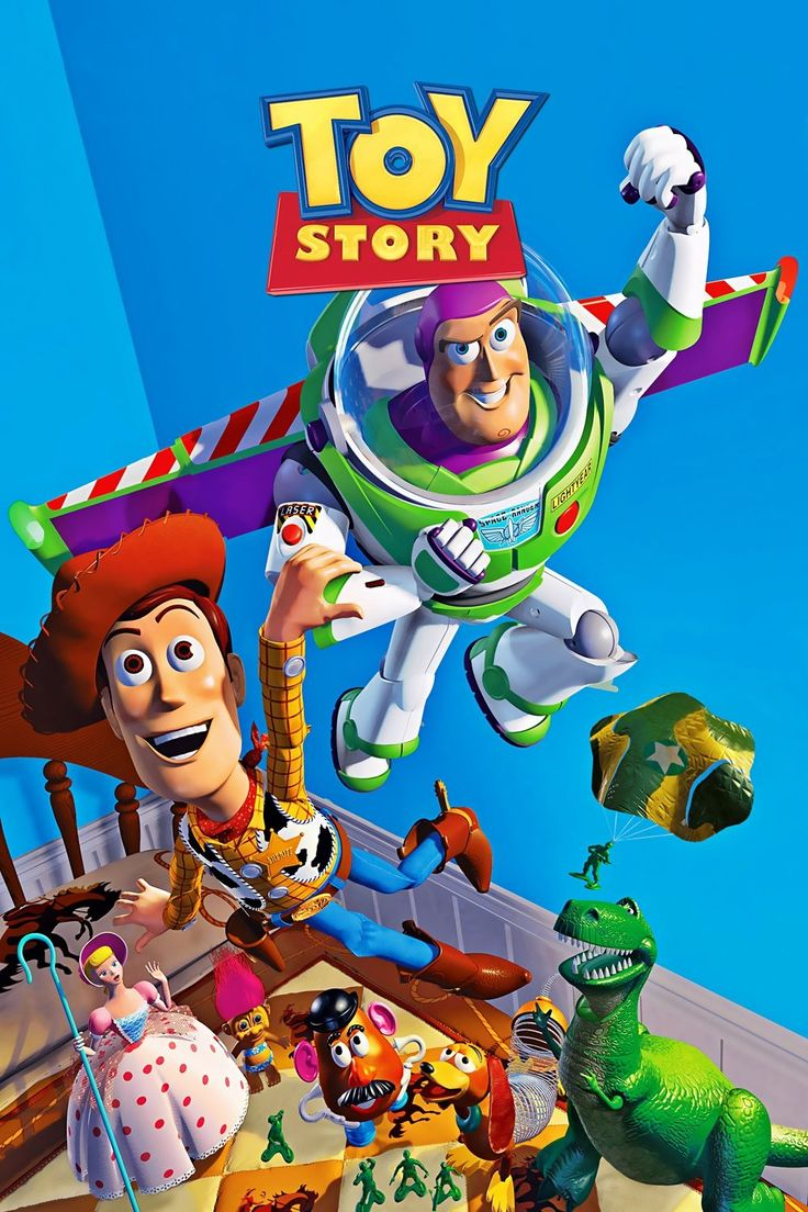 Toy Story (1995) - Filme Kostenlos Online Anschauen - Toy Story Kostenlos Online Anschauen #ToyStory -  Toy Story Kostenlos Online Anschauen - 1995 - HD Full Film - Als Andys Lieblingspuppe hat Woody im Kinderzimmer das Sagen. Kaum ist der Junge nicht da erwacht die Cowboy-Figur zum Leben und mit ihm auch all das andere Spielzeug um ihn herum.