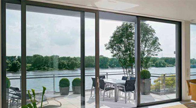 ASS70 patio doors