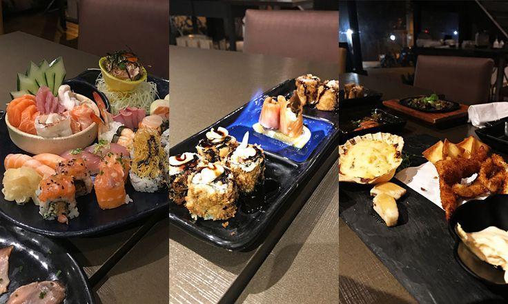 Conheça as delícias do rodízio gourmet no Kawa Sushi