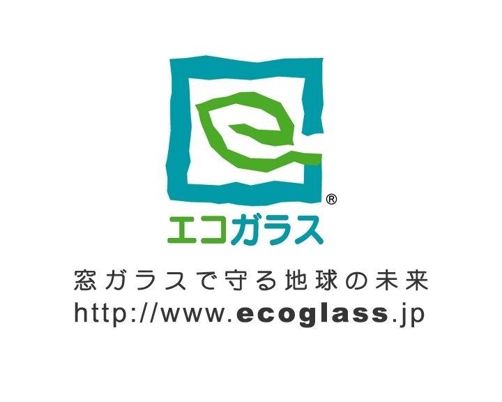 エコガラス ロゴマーク