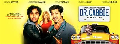 Dr. Cabbie - Hindi Movie Screening in Australia - Trueindia.com.au