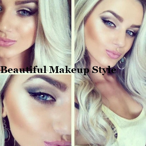 Beautiful Makeup Style.