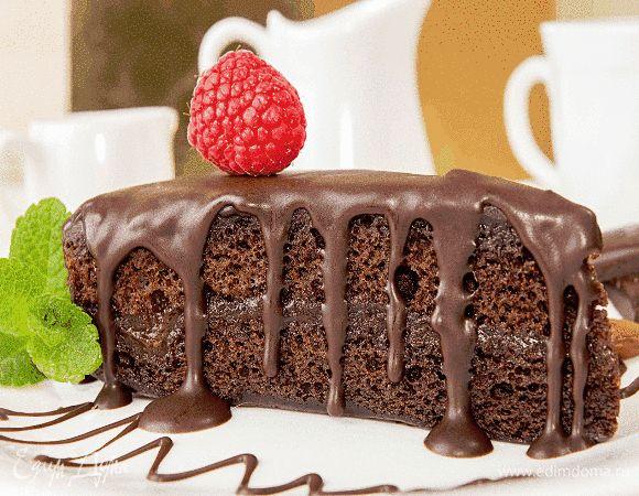Мастер-класс по приготовлению торта «Захер» от «Едим Дома»