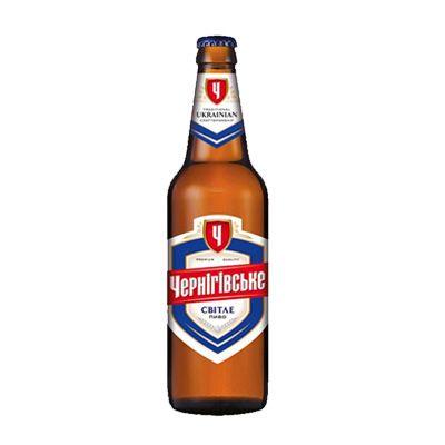 Чернігівське светлое не фильтрованное  Пиво бутылочное Обем: 0.5 л 85.00 руб.