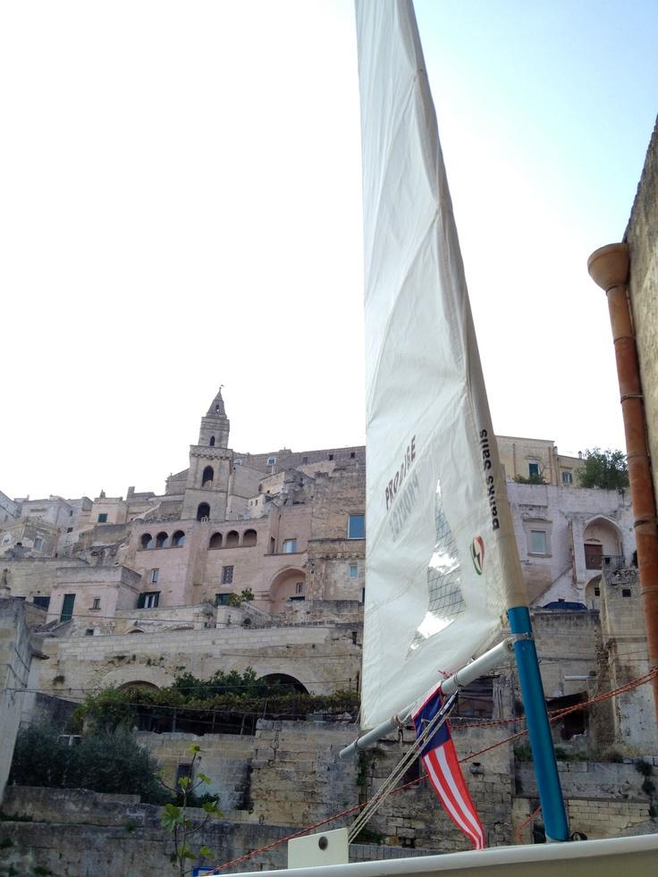 www.argonauti.com #matera #sailing #basilicata #mediterranean