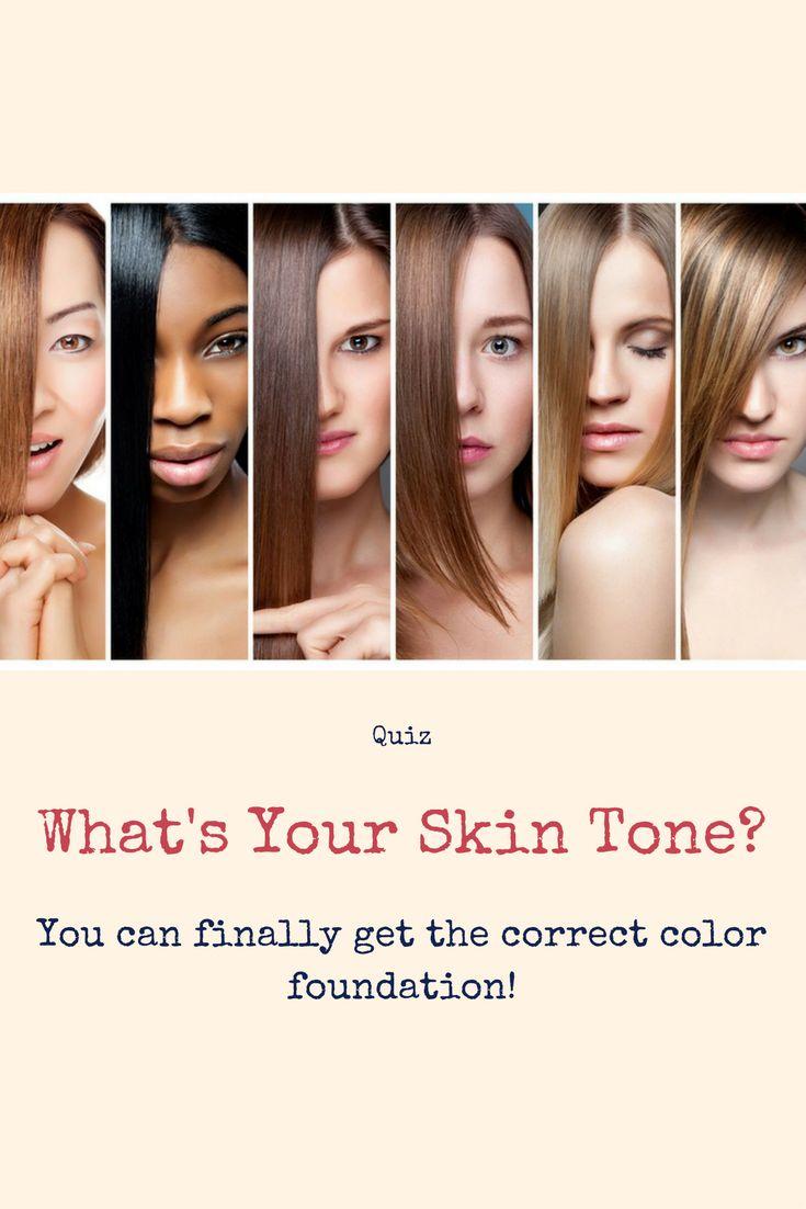 Imgenes De Hair Color For Skin Tone Quiz