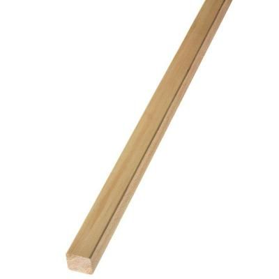2 in. x 2 in. x 12 ft. Rough Green Western Red Cedar Lumber-50742 - The Home Depot