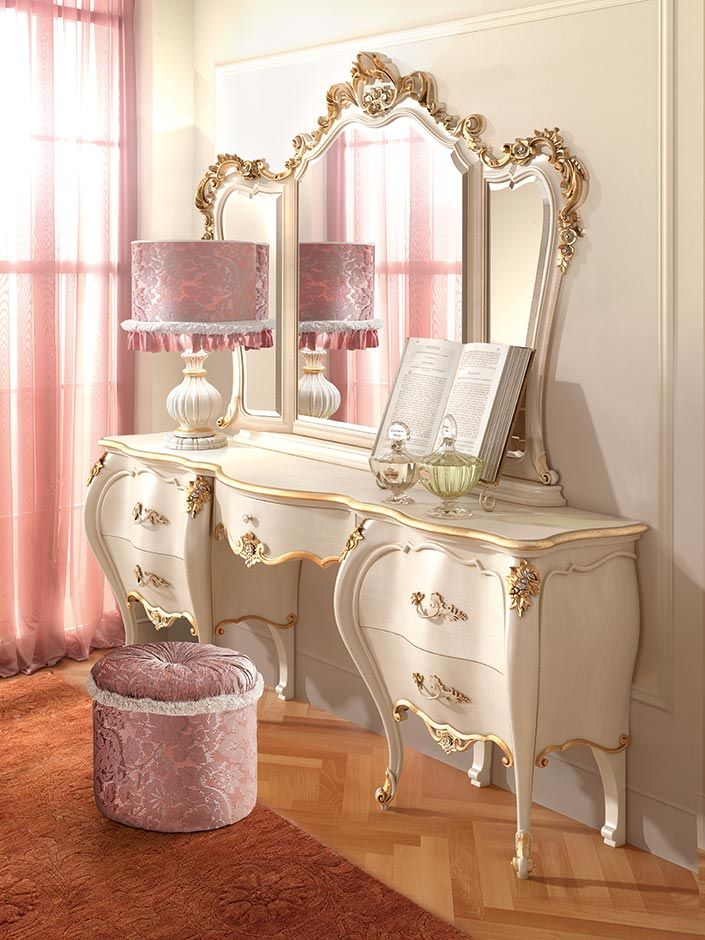 ROMANTICA Bedroom By Hand Master Craftsmen   Top And Best Italian Classic  Furniture