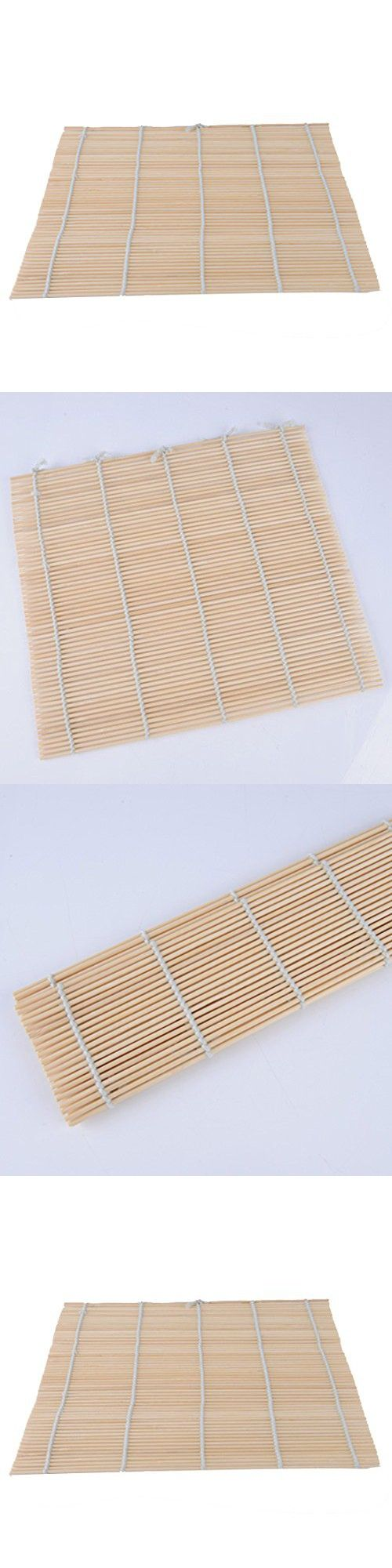 Bamboo Sushi Roller Mat Kitchen Tools