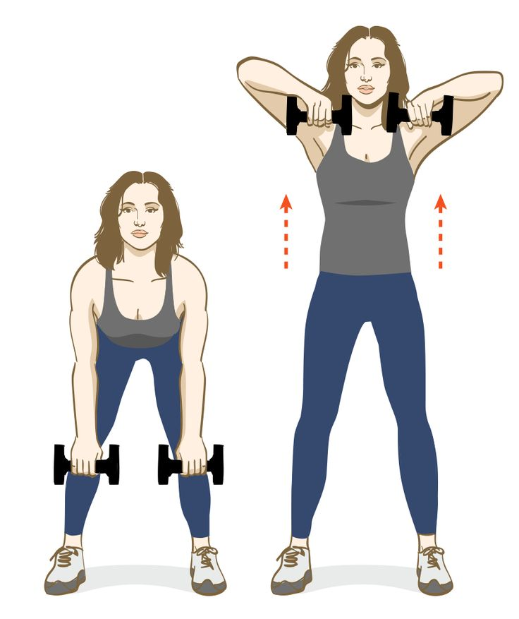 Eight moves to improve strength endurance and tone
