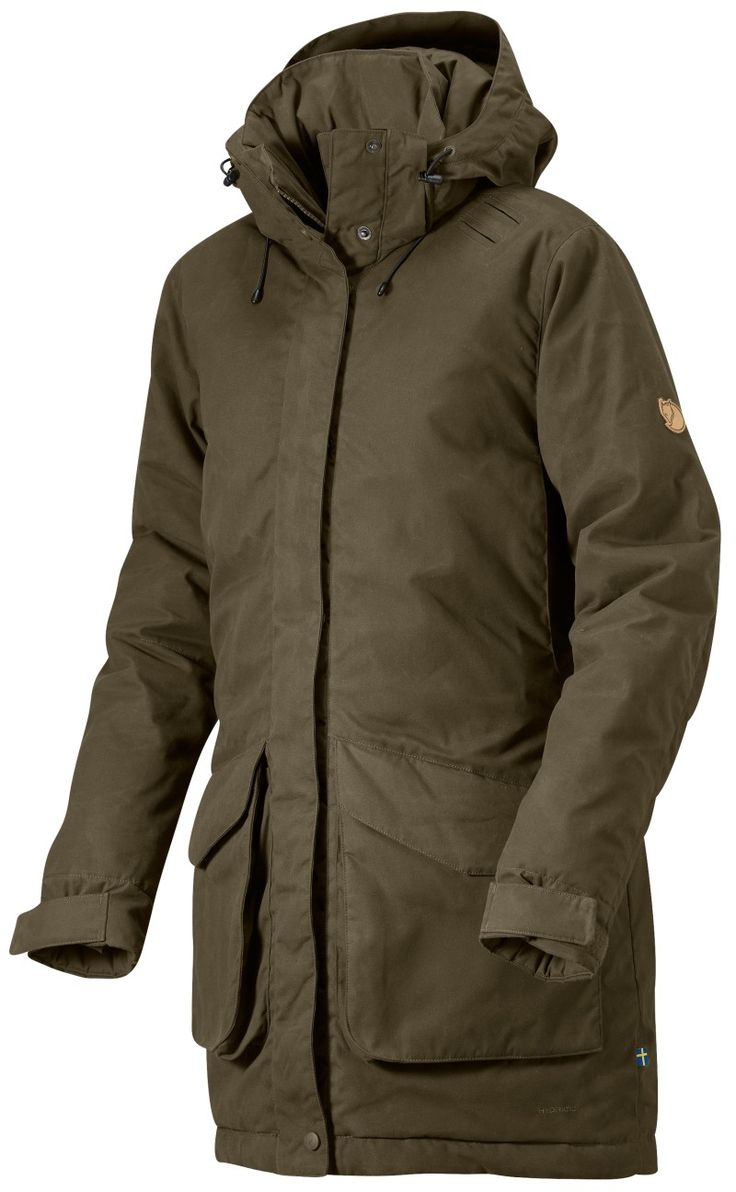 Högvilt Jacket - Jackets - Clothes Fjallraven | Mi Moda