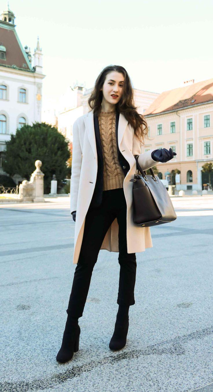 Best 25  Black sweaters ideas on Pinterest | Big sweater, Black on ...