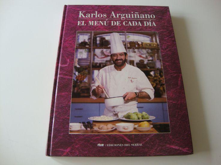 Recetas de Karlos Arguiñano.