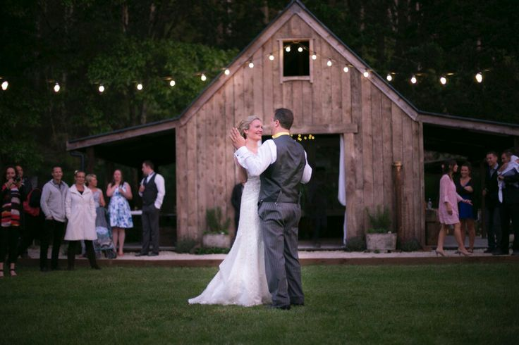 First dance under the stars at Old Forest School.....