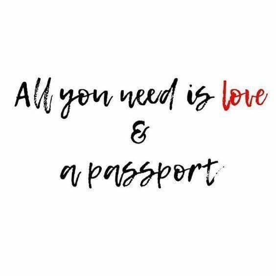 Las mejores frases de viaje y los mejores refranes de viaje en inglés. #travel #trave …