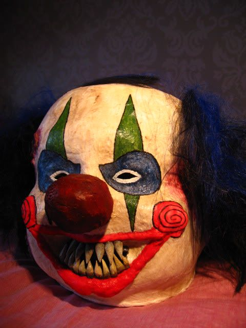 1000 images about halloween pumpkin ideas on pinterest for Clown pumpkin painting