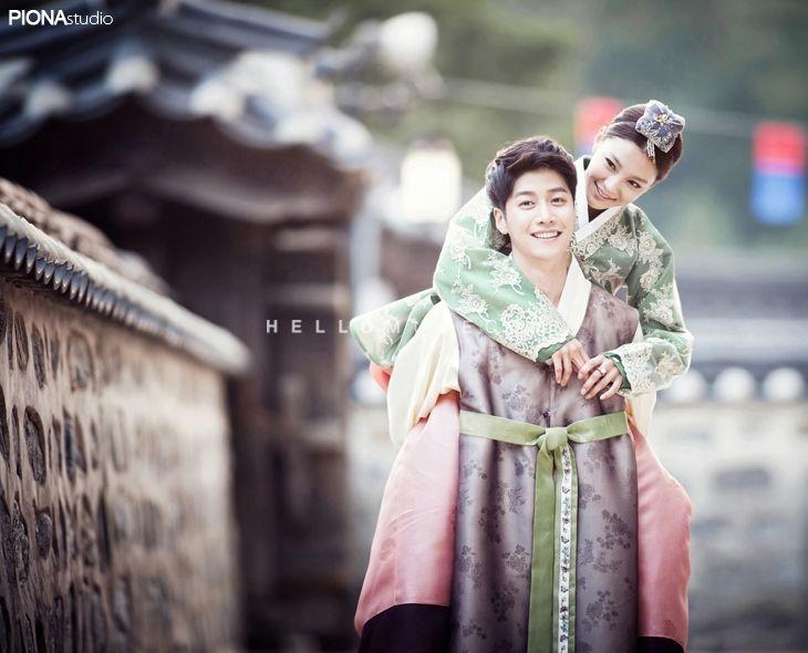 Korean pre wedding photography,Korean