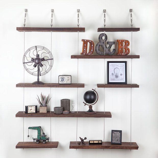 floating shelf diy home decor ideas pinterest. Black Bedroom Furniture Sets. Home Design Ideas