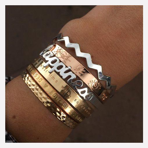 ZIG ZAG – Romane - Mya Bay - bracelet