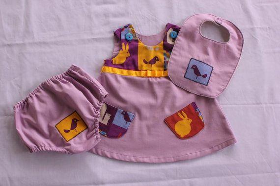 100% cert. organic baby dressorganic toddler by OrganicMinikins