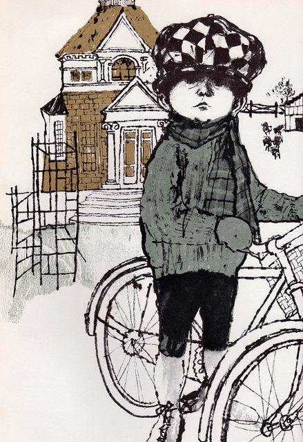 Sam, Bangs & Moonshine - illustrated by Evaline Ness