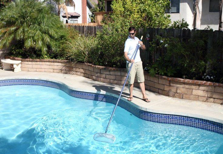 Mantenimiento de piscinas en Reus: importancia del limpiafondos