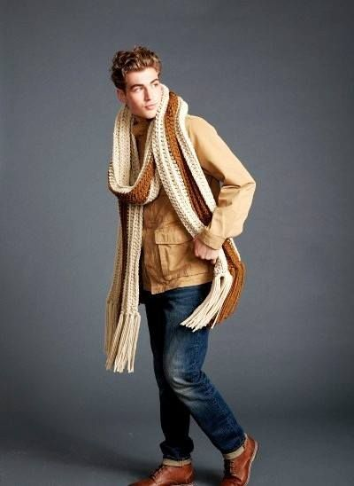 Mens blanket scarf http://ift.tt/2xMXKS1